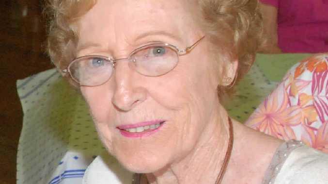Eleanor Nimmo OAM.