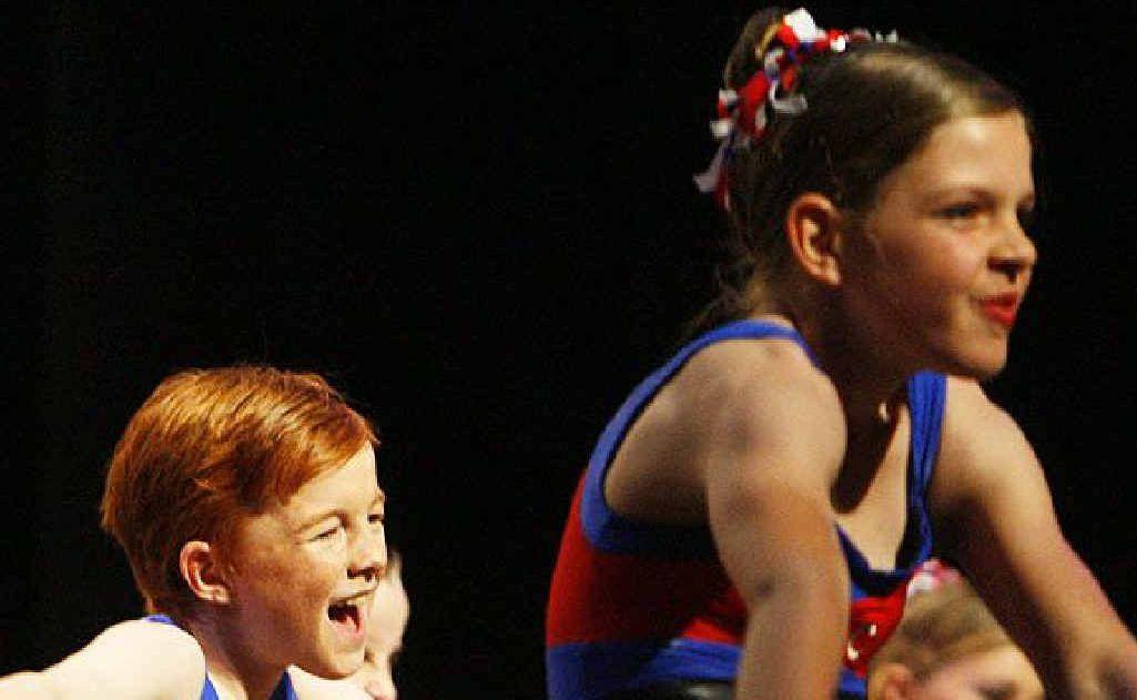 Kids-N-Co Talent perform at the Ipswich Junior Eisteddfod.
