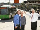 Boost for bus station