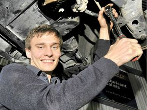 Apprentice aims to be the best