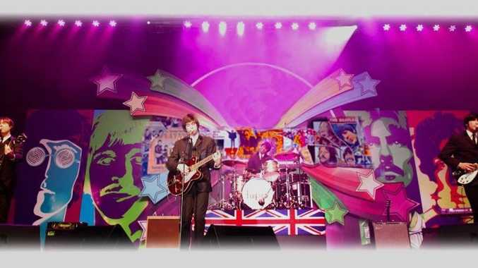The Beatles tribute band The Fab Four are coming to the Empire Theatre.