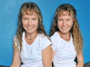 Twinnies get their own tinnie