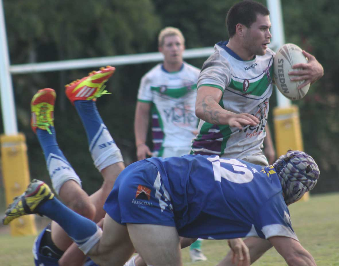 The Proserpine Brahmans put in an outstanding effort but fell just short against the Moranbah Miners on Sunday afternoon.