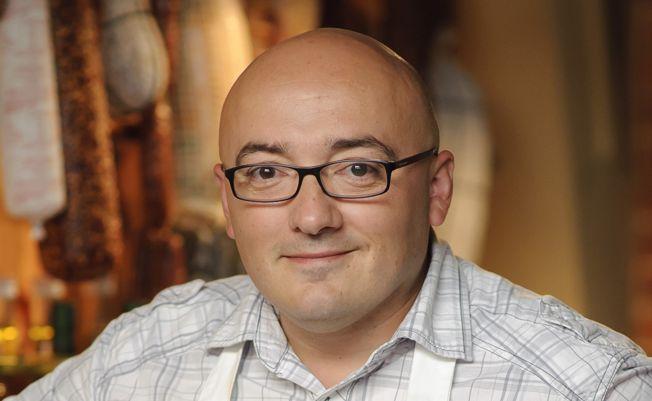 MasterChef contestant Mario Mohorko.