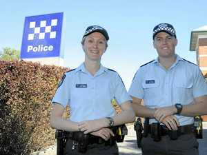 Newest cops on beat