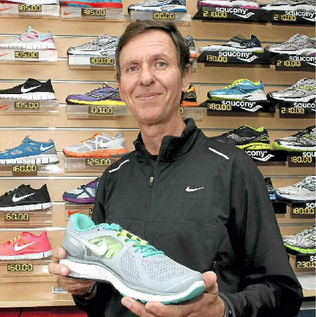 Allen Cuttler from Get Running with the latest in running shoes.