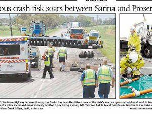 Mackay-Sarina still high-risk