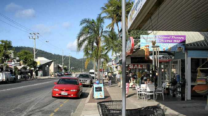 Shute Harbour Rd in Airlie Beach will be revitalised.