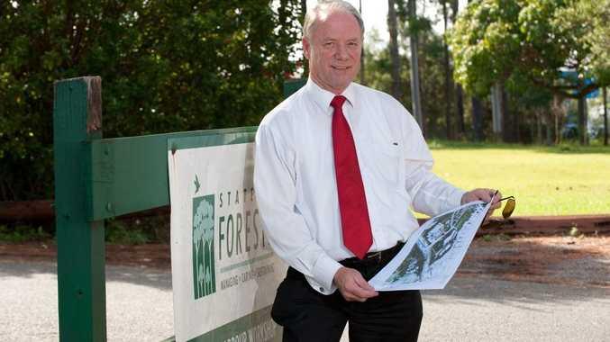 Coffs Harbour MP Andrew Fraser.