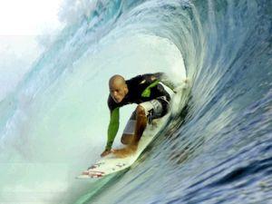Fiji Pro testing best surfers