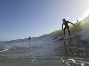 SURF ALERT: Fingers crossed for swell time