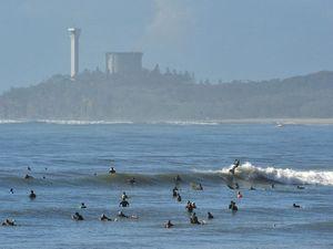 SURF ALERT: Wind swell on offer for Dad