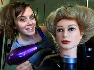 Hair-raising night at Kingy Tafe