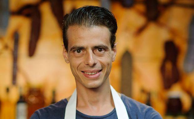 MasterChef Top 18 contestant Filippo Silvestro.