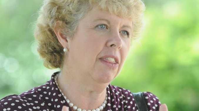 MP Anne Maddern.