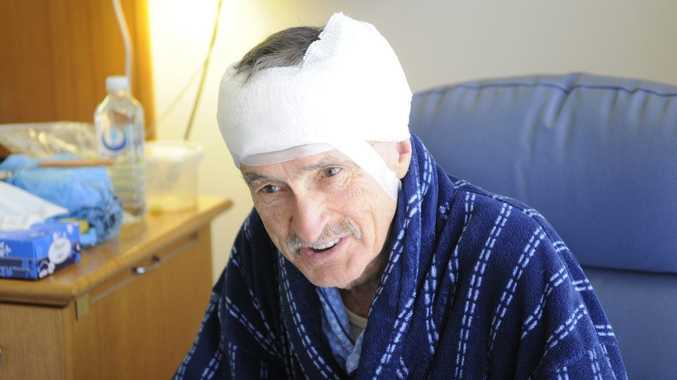 Michael Luce discusses his cochlear implant surgery at St Andrew's Hospital.