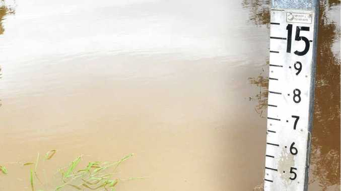 The Gympie Region is expecting a moderate flood today.