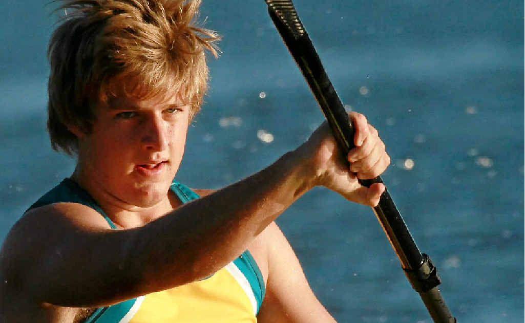 Sunshine Coast Kayak Club paddler Peter Elford is heading to Canada with the Australian kayak team.