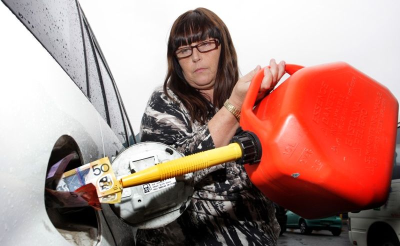 Coffs Harbour has paid some of the highest petrol prices in NSW since December.