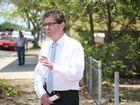 Queensland Council of Unions president John Battams