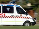 Driver involved in crash declines transport to hospital
