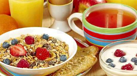 Having breakfast can make a big difference to your health