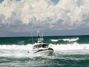 Vigilance key to boat rescue