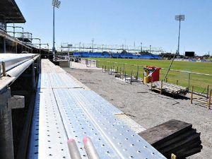 Virgin Aus Stadium nearly done