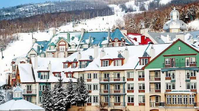 Mont Tremblant, Quebec.