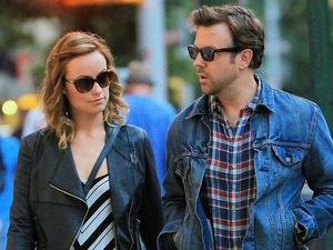 Olivia Wilde, Jason Sudeikis rescued