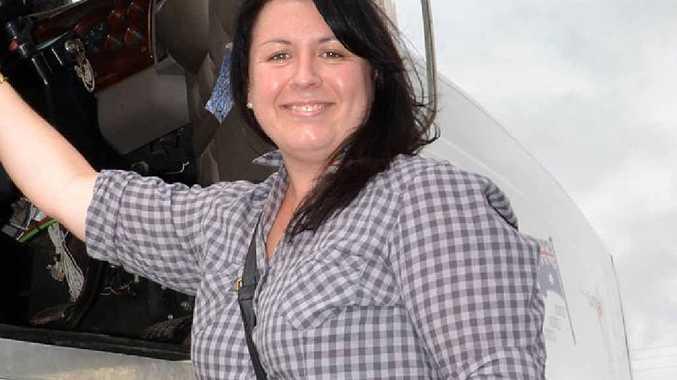 Carly Morrissey Big Rigs editor editor@bigrigs.com.au