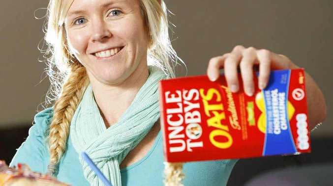 Queensland Health dietician Amanda McCartney recommends a healthy diet through winter.