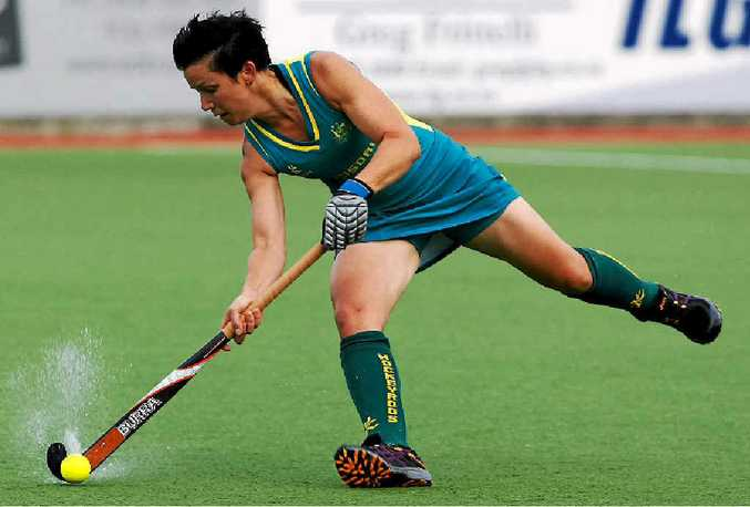 Mackay product Teneal Attard has been named in the Australian Hockeyroos side to contest the London Olympics.