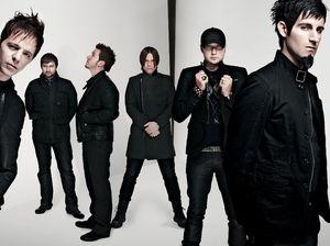 Australian band Pendulum split