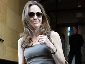 Angelina Jolie to miss aunt's funeral for red carpet return
