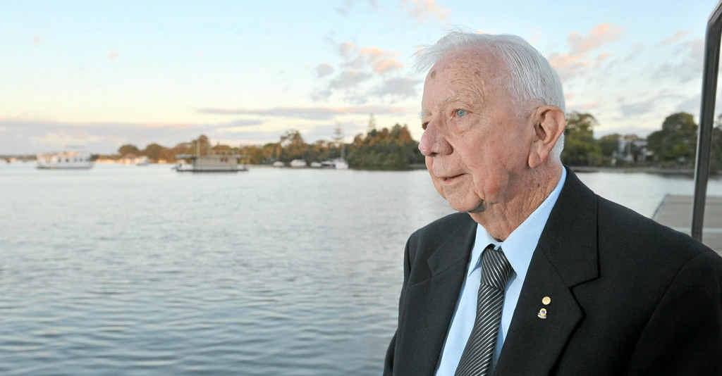 Noosa Hospital Community Board chairman John Crossley is retiring after 13 years.