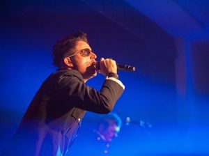 INXS enthralls crowd
