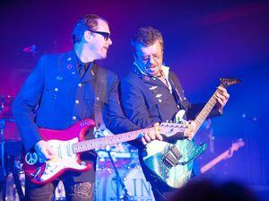 INXS guitarist Tim Farriss may never perform again