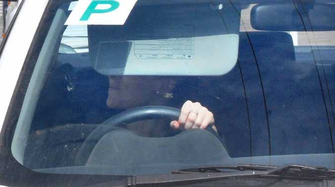 A third of P-platers in Gympie fail their test – the worst rate in the region.