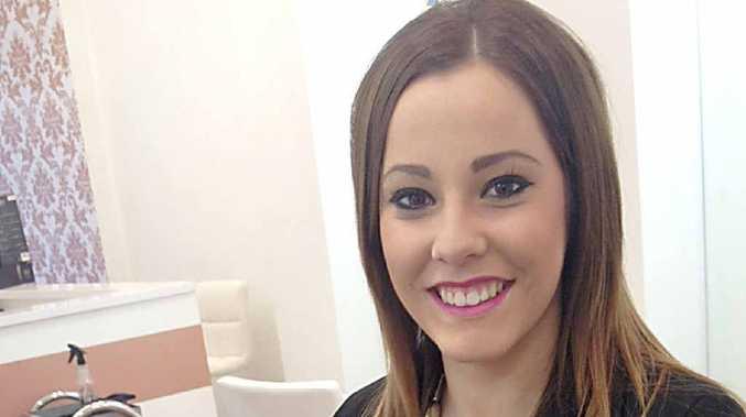 Award-winning Minx Contemporary Hair Boutique hairdresser Lauren Janson-Roberts helps Sarah Hudson find a new look.