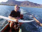 Coast surfer 'bashed to death'