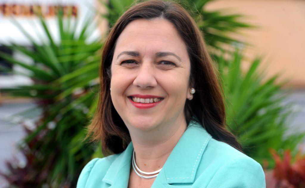 Queensland Opposition Leader Annastacia Palaszczuk