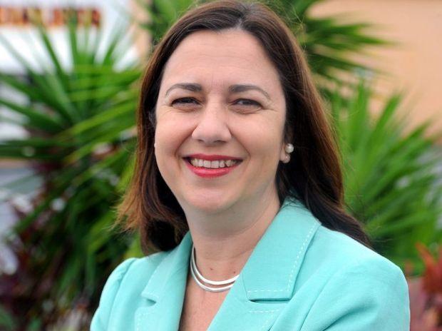 Qld Opposition leader Annastacia Palaszczuk