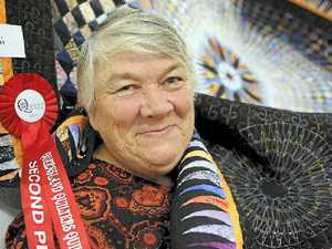 Quilters share patch of memories