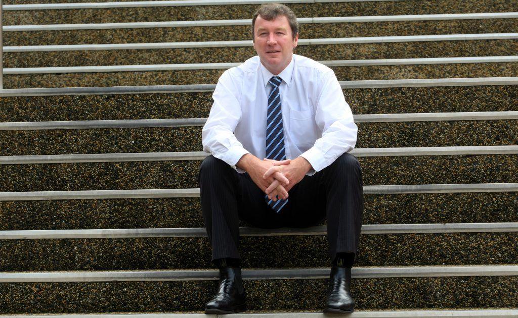 Sacked Tweed Shire Council general manager David Keenan