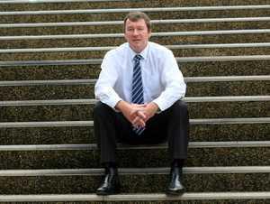 Sacked: former Tweed Shire Council general manager David Keenan.