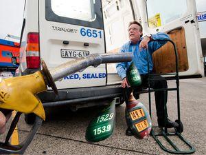NRMA keeps up petrol pressure