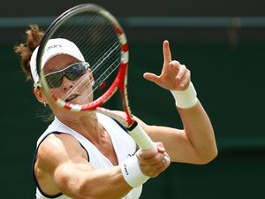 Teen wildcard sends Stosur on her way