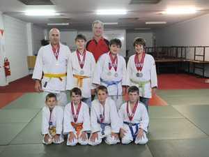 Judo results please coach