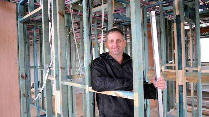 Stirling Homes Queensland owner Peter Bazzan has been awarded the title Queensland Carpenter of the Year.